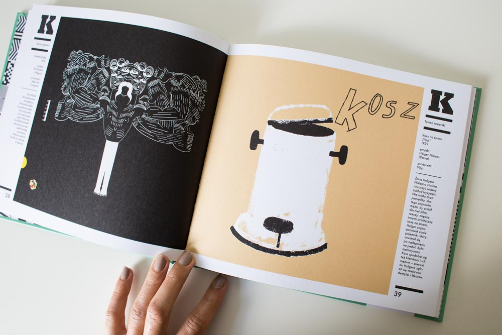 Ilustrowany elementarz dizajnu