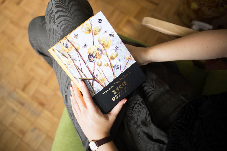 książka Życie pszczół wydwnictwa MG RECENZJA PRZEDPREMIEROWO