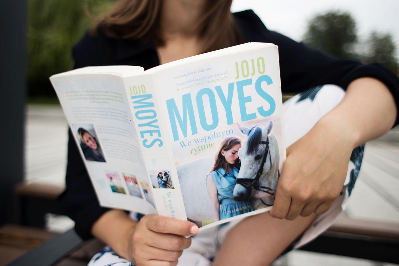 książka moyes jojo we wspólnym rytmie recenzja