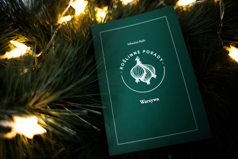 Książka Roślinne Porady | co kupić na prezent świąteczny?