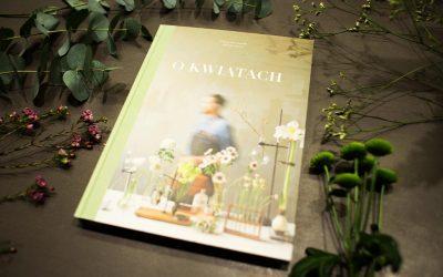 O KWIATACH książka kwiaty&miut