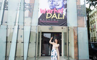 WYSTAWA Warhol Dali Geniusz wszechstronny Muzeum Teatru we Wrocławiu