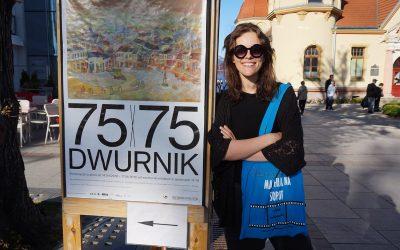 75×75 DWURNIK  Wystawa w Państwowej Galerii Sztuki w Sopocie