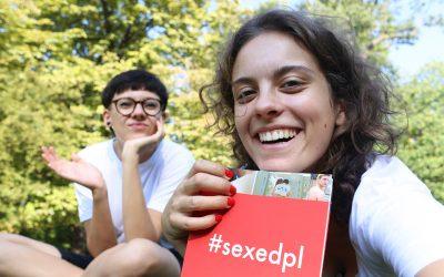 KSIĄŻKA #sexedpl rozmowy Anji Rubik o dojrzewaniu miłości i seksie