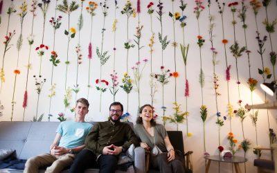 NAJS CREAM czyli kwiaty w lodach… i nie tylko
